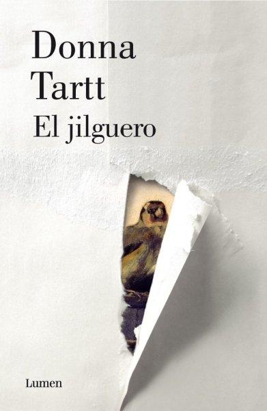 El jilguero - Donna Tartt
