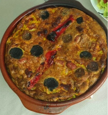 Arroz con costra de Manoli