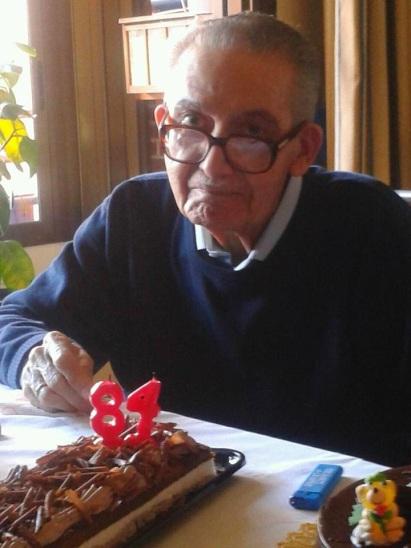 papa 84 años