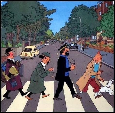 Tintinbeatles