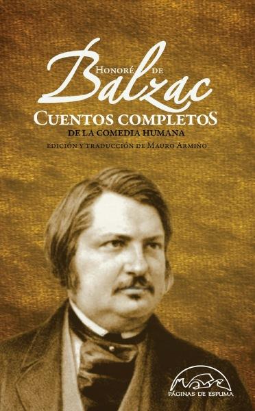 Cuentos completos de la comedia humana - Honoré de Balzac