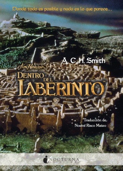 Dentro del laberinto - A. C. H. Smith