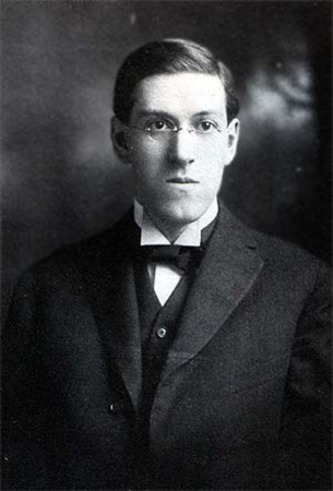 Howard Phillips Lovecraft foto Jungla