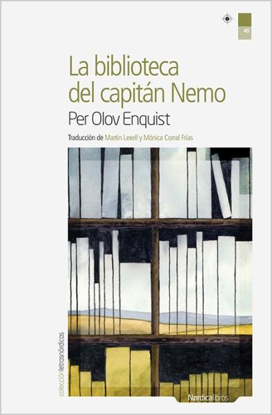 La biblioteca del capitán Nemo - Per Olov Enquist