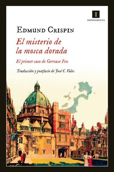 El misterio de la mosca dorada - Edmund Crispin