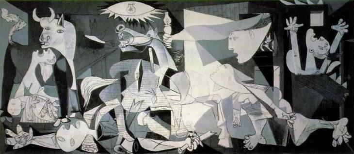 Guernica (Pablo Picasso, 1937)