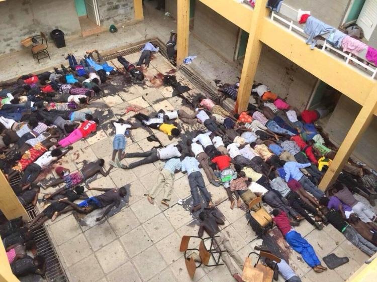 #NoAlOlvido #KenyaAttack #MasacreEnKenia