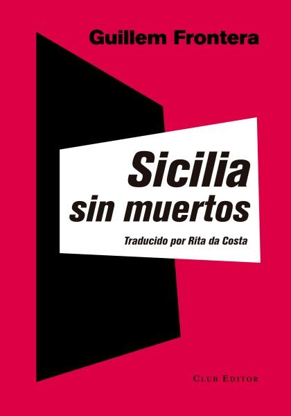 Sicilia sin muertos - Guillem Frontera