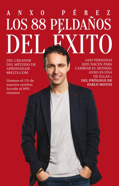 Los 88 peldaños del éxito - Anxo Pérez