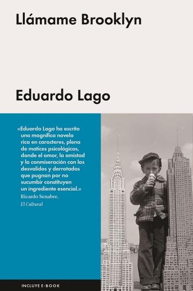 Llámame Brooklyn - Eduardo Lago