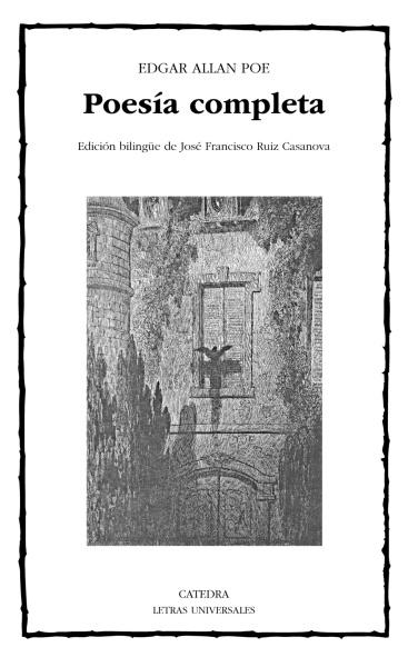 Poesía completa - Edgar Allan Poe