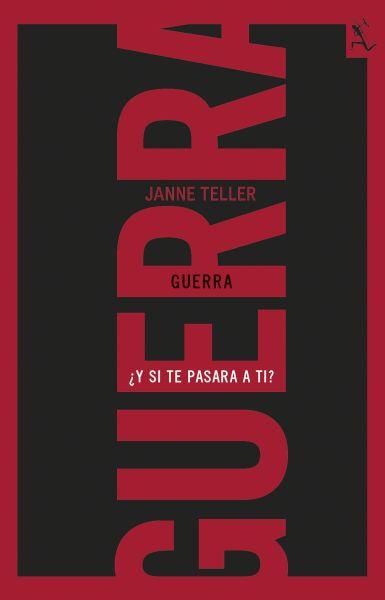 Guerra - Janne Teller