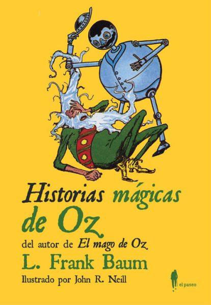 Historias mágicas de Oz - L. Frank Baum
