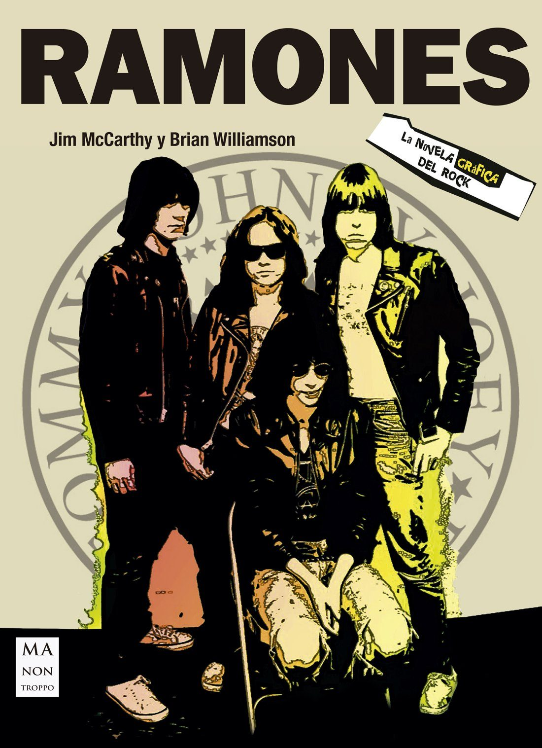 La novela gráfica del rock: Ramones
