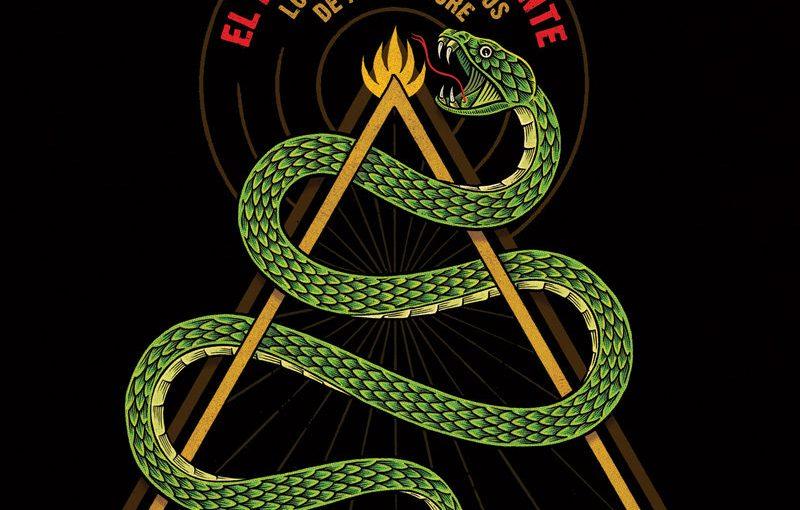 El libro de la serpiente: los libros iluminados de AlanMoore