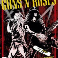 La novela gráfica del rock: Guns n' Roses